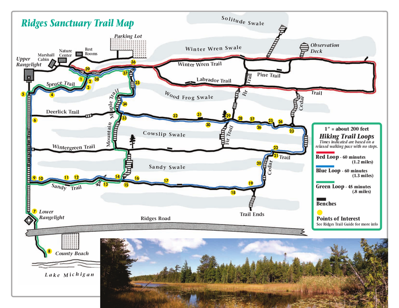 Ridges_sanctuary_trail_map
